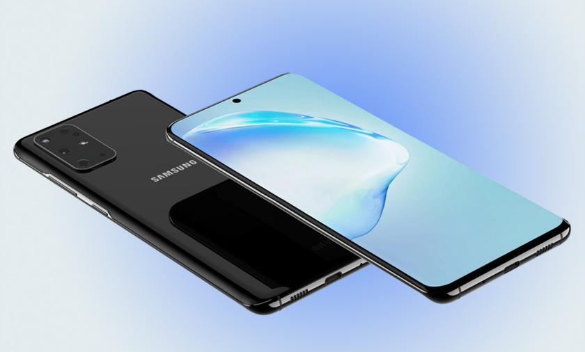 Сравните габариты Samsung Galaxy S11e, Galaxy S11 иGalaxy S11+ нановом живом фото