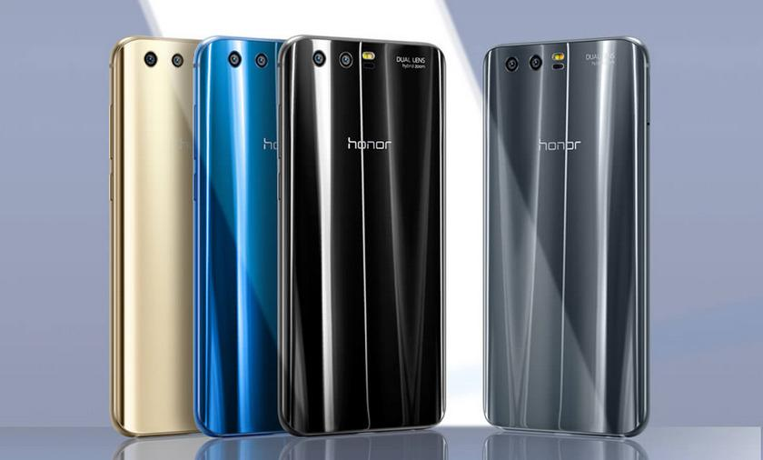 Просто блеск: флагман Huawei Honor 9 с двойной камерой