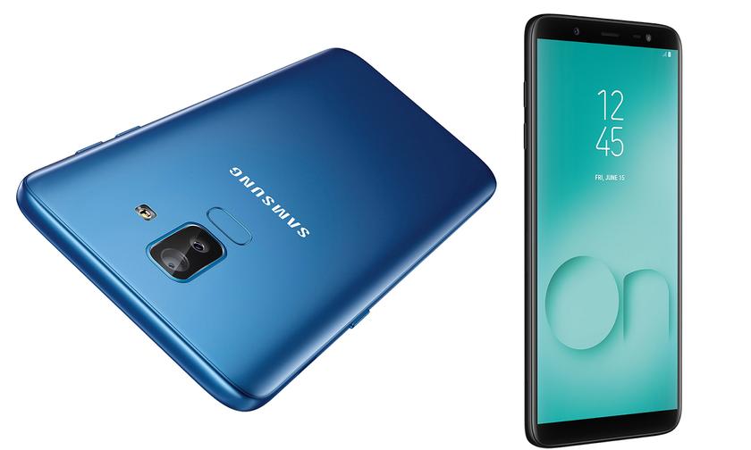 Анонс Galaxy On8 (2018): бюджетник с Super AMOLED дисплеем и USB Type-C