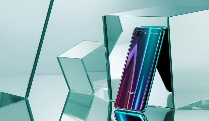 Анонс Huawei Honor 10 GT: 8 ГБ ОЗУ и фирменные программные доработки