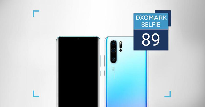 Хуже Samsung Galaxy S10+, Note 9 и Pixel 3: селфи-камера Huawei P30 Pro подкачала