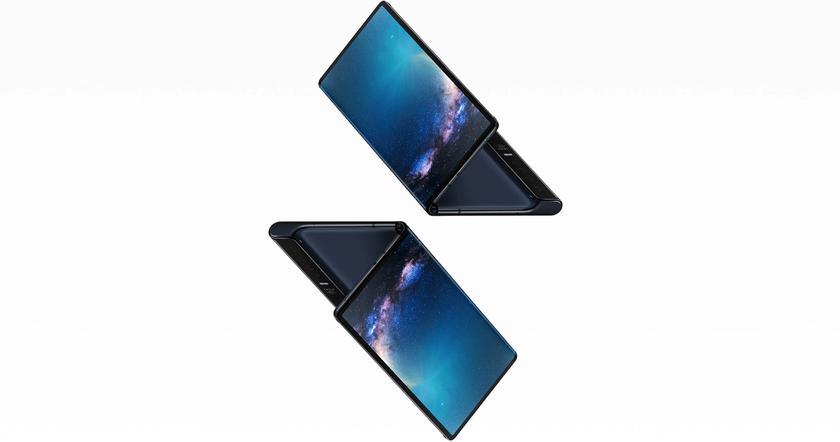 Huawei начала тестирование EMUI 10 на своем первом складном смартфоне Mate X