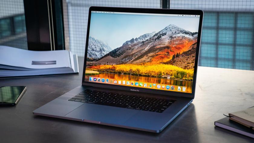 16-дюймовый Apple MacBook Pro получит новый Touch Bar и карты AMD Radeon RX 5300M и RX 5500M
