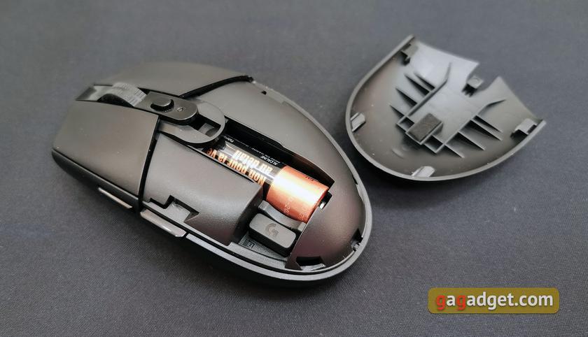 Обзор Logitech G305 Lightspeed: беспроводная игровая мышь с отличным сенсором-11