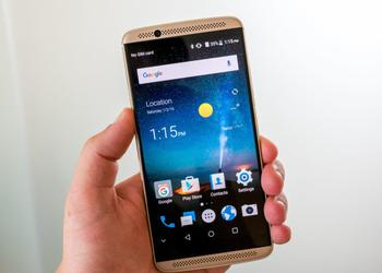ZTE Axon 7 began to receive a stable version of Android 8.0 Oreo