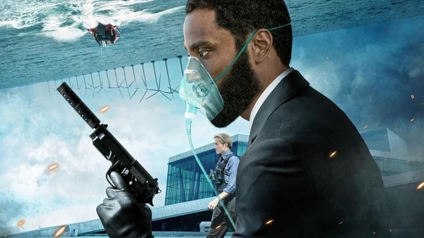 В Fortnite показали трейлер фильма Кристофера Нолана «Довод»