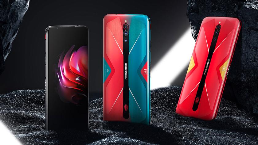 Конкурент Asus ROG Phone 5 на подходе: Nubia рассказала когда выйдет Red Magic 6