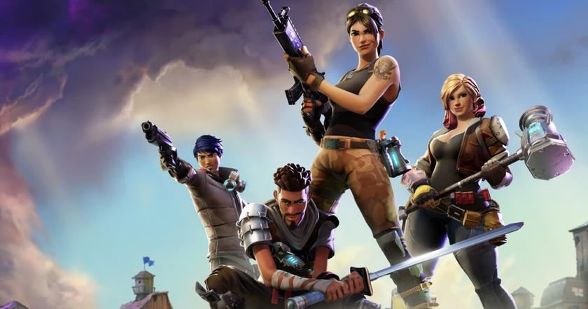 Online shooter Fortnite broke the record for the number of players in PUBG and immediately broke