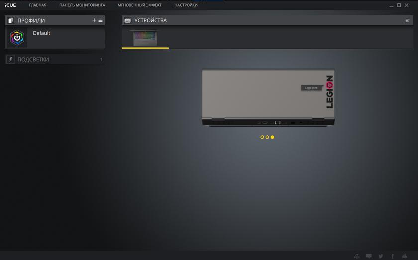 Обзор Lenovo Legion Y740: мощь RTX в стильном корпусе-144