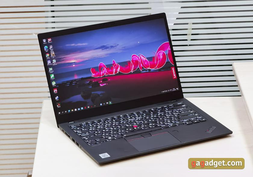 Обзор Lenovo ThinkPad X1 Carbon 8th Gen: нестареющая бизнес-классика