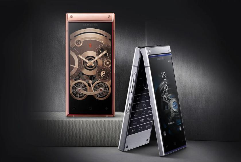 Анонс Samsung W2019: «раскладушка» с двойным экраном, двойной камерой