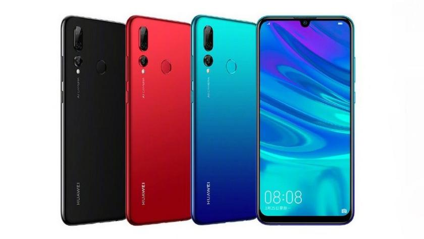 Huawei Enjoy 9e и 9S: слабый конкурент Redmi Note 7 и клон Huawei P Smart+ 2019 за $153