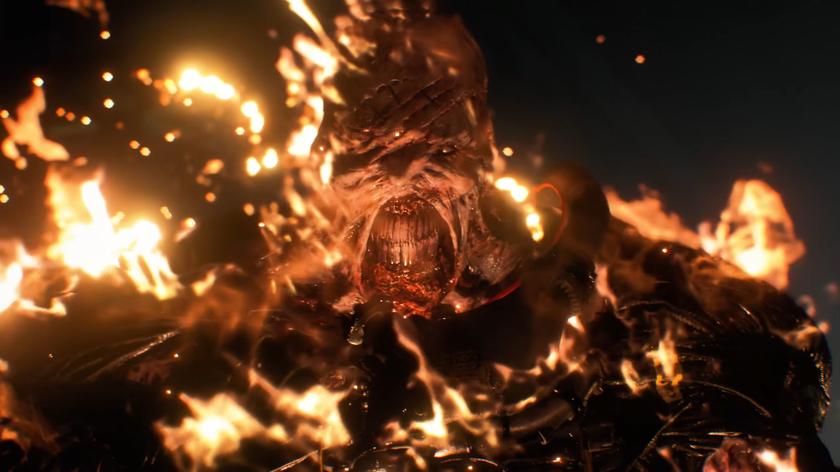 Resident Evil 3 Remake: Capcom показала Немезиса вделе, рассказав оключевых персонажах игры
