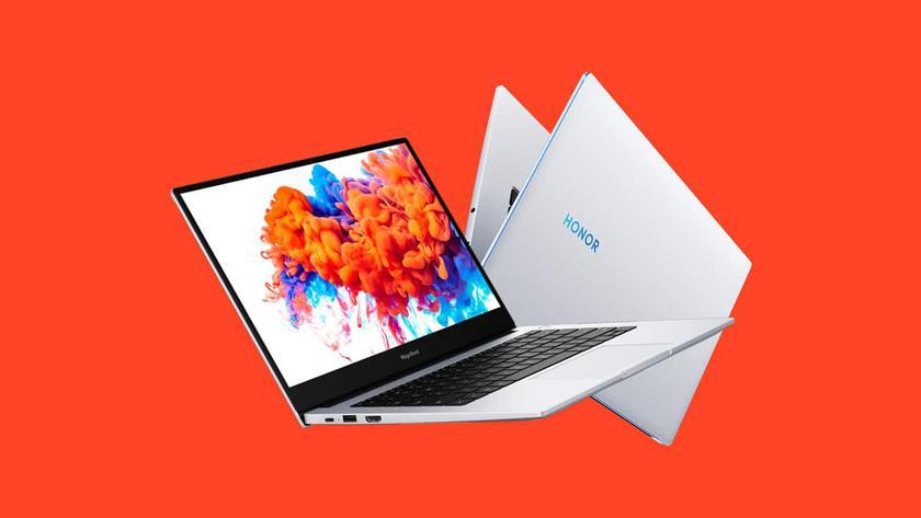 """Ноутбуки Honor MagicBook 14"""" и 15"""" теперь доступны с процессорами Intel Core 10-го поколения и 16 ГБ ОЗУ"""
