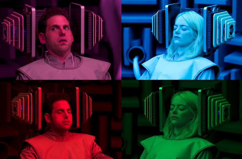 Вышел первый трейлер фантастического сериала Netflix «Маньяк»