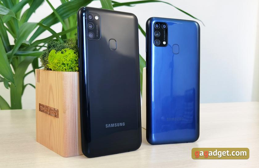 Обзор Samsung Galaxy M31 и Galaxy M21: ложка корейского дёгтя в бочку китайского мёда-12