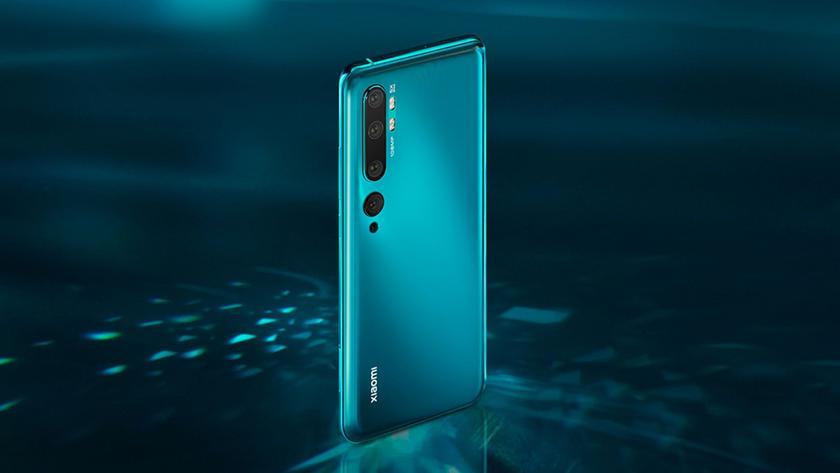 Xiaomi показала разборку CC9 Pro (Mi Note 10): что внутри смартфона со 108 МП камерой