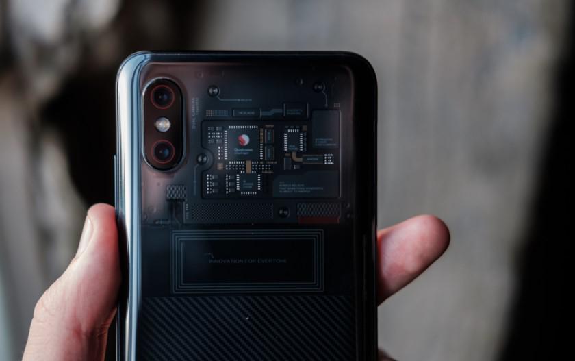 Xiaomi Mi 8 Explorer Edition получит несколько конфигураций памяти