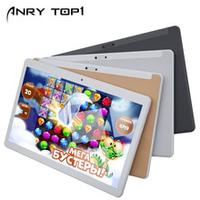 Game 4G Lte Android Tablets PC 10.1 Inch WiFi GPS Bluetooth Octa Core 64GB ROM 4GB RAM Dual Sim Card 4G Network