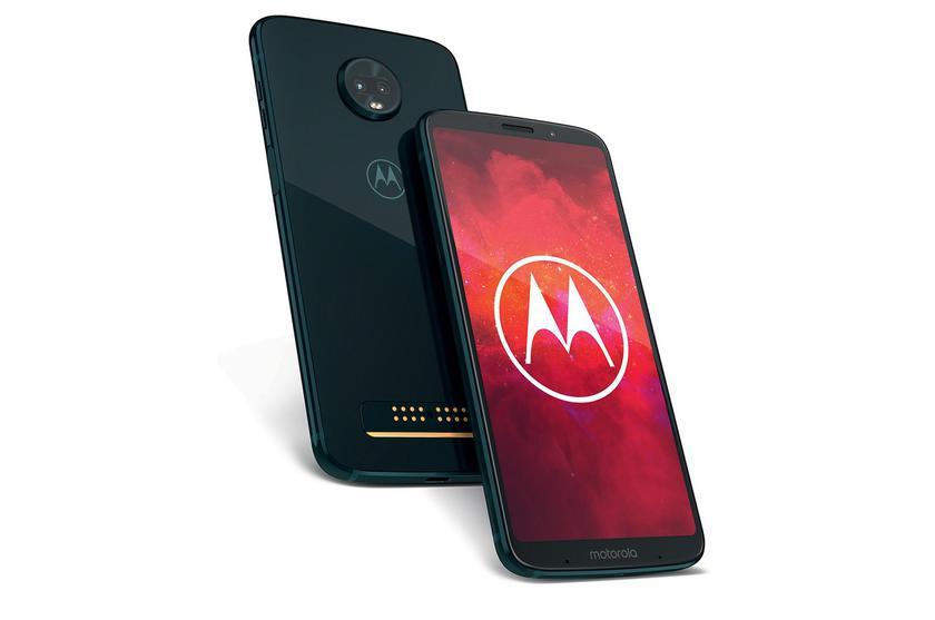 Motorola анонсировала Moto Z3: смартфон с поддержкой Moto Mod 5G
