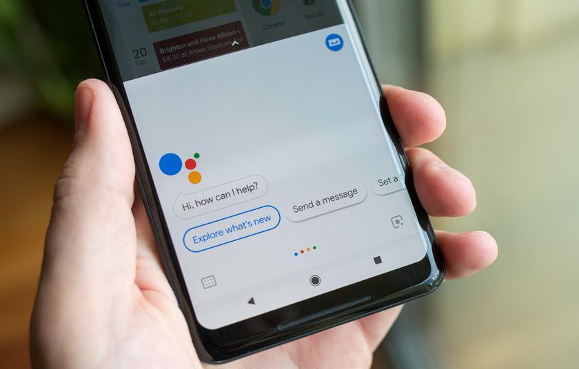 Новый дизайн Google Assistant: сделано для людей
