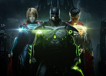 The fighting game of the year Injustice 2 on the weekend will be free