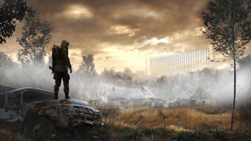 "GSC Game World показала ""Сны зоны"" S.T.A.L.K.E.R. 2 (на самом деле нет)"