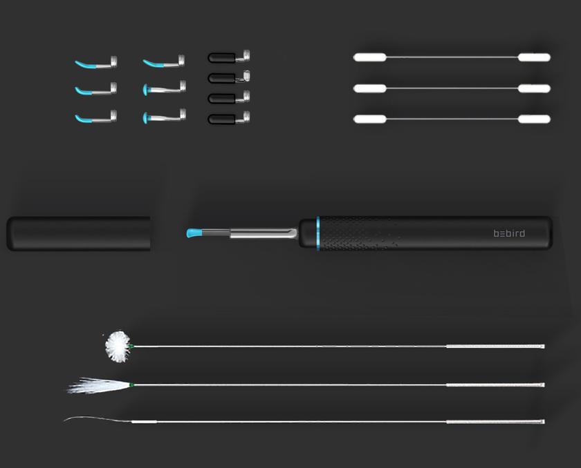 Умная ушная палочка Xiaomi Bebird M9 Pro: гаджет, который давно пора было изобрести