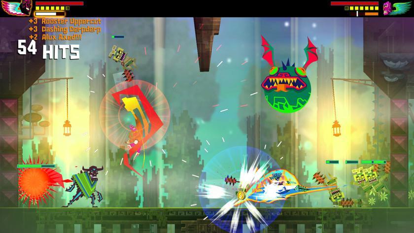 В Steam бесплатно раздают Guacamelee! — красочный платформер с кооперативом на одном экране