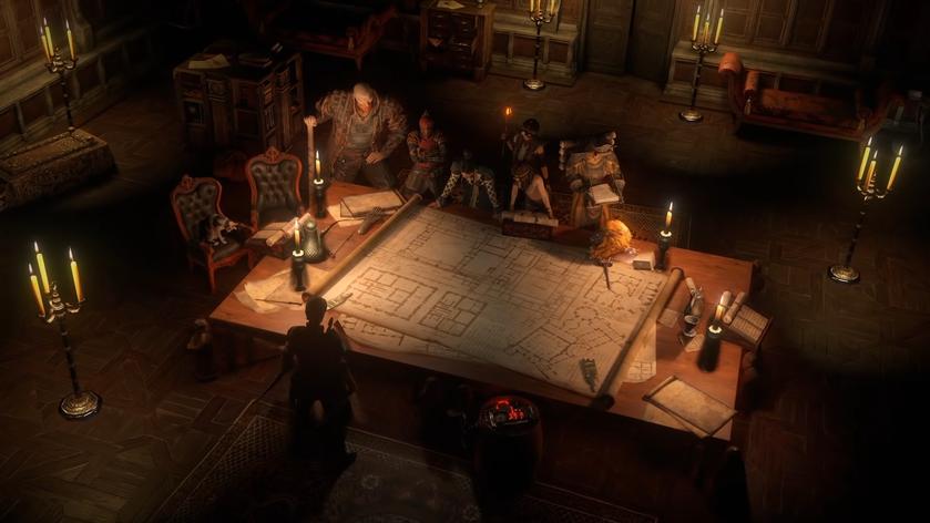 Одиннадцать друзей изгнанника: вPath ofExile добавят ограбления встиле GTA Online