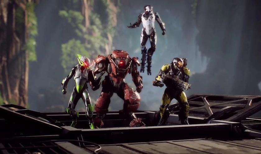 Продюсер Anthem раскрыл новые детали об особенностях игры