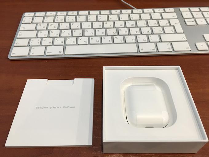Обзор Apple AirPods-2