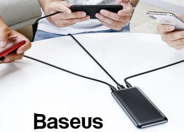 Новые китайские бренды: Baseus — зарядные устройства, кабели и наушники