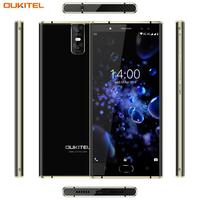 "OUKITEL K3 Pro 4GB+64GB Smartphone Android 9.0 Pie MT6763 Octa Core 5.5"" FHD 6000mAh Face ID 9V/2A Flash Charge Mobile Phone"