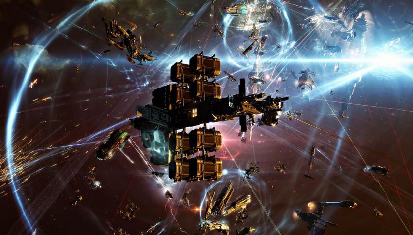 Космическая бойня вEVE Online обошлась игрокам в$378012 ипопала вКнигу рекордов Гиннесса