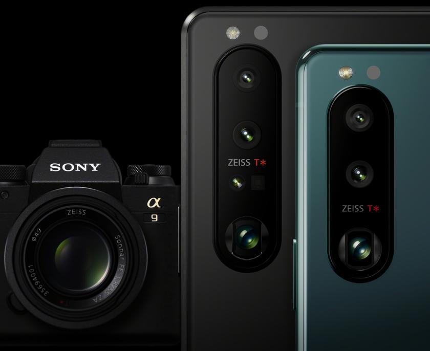 Sony представила Xperia 1 III и Xperia 5 III: флагманская линейка устройств с продвинутыми камерами и экранами на 120 Гц