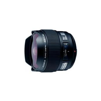 Olympus ZUIKO DIGITAL ED 8mm f/3.5 Fish-Eye