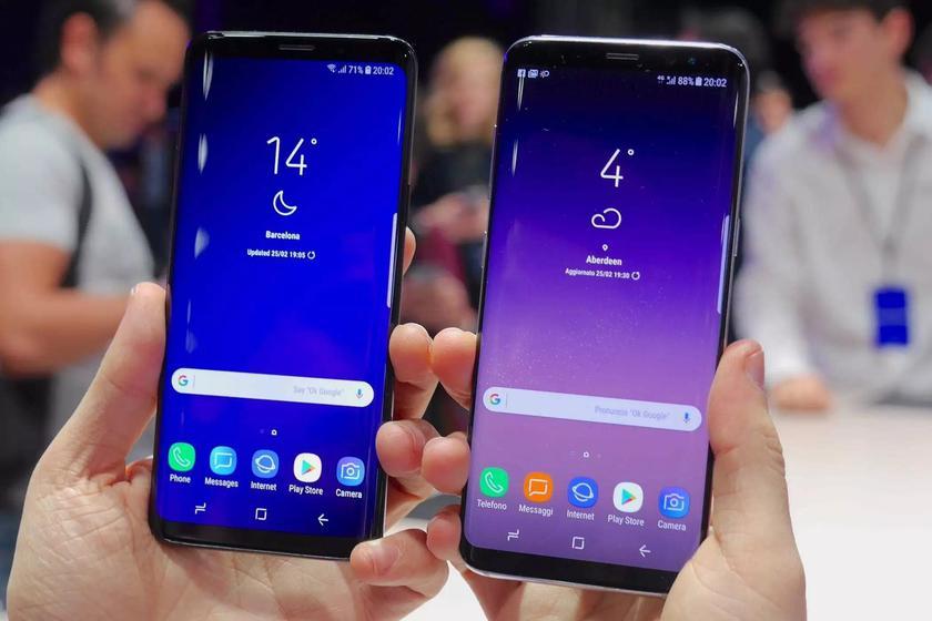 Samsung все-таки обновит старые флагманы Galaxy S8 и Galaxy Note 8 до Android 10