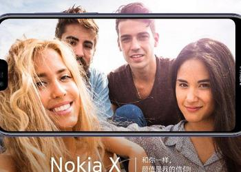 Nokia X in TENAA: 5.8-inch display with a cutout and a dual camera