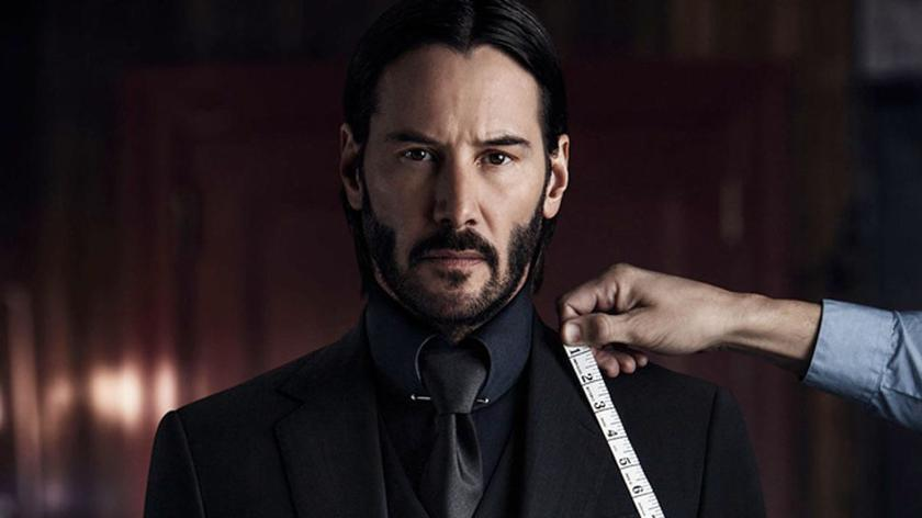 "Keanu Reeves will star in the series on ""John Wick"""