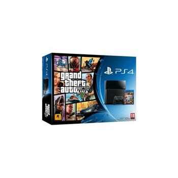 Sony PlayStation 4 (PS4) + GTA V