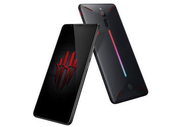 Announcement Nubia Red Magic: gaming smartphone with RGB-backlight