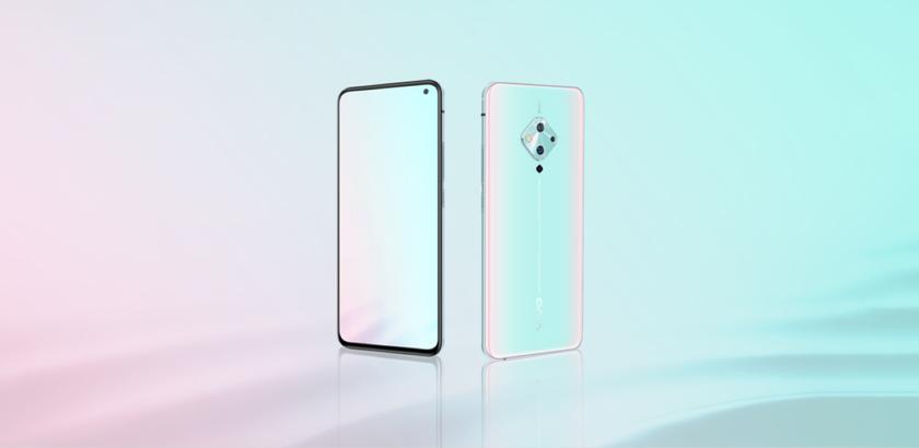 Vivo S5: первый китайский смартфон на рынке с «дырявым» OLED-дисплеем