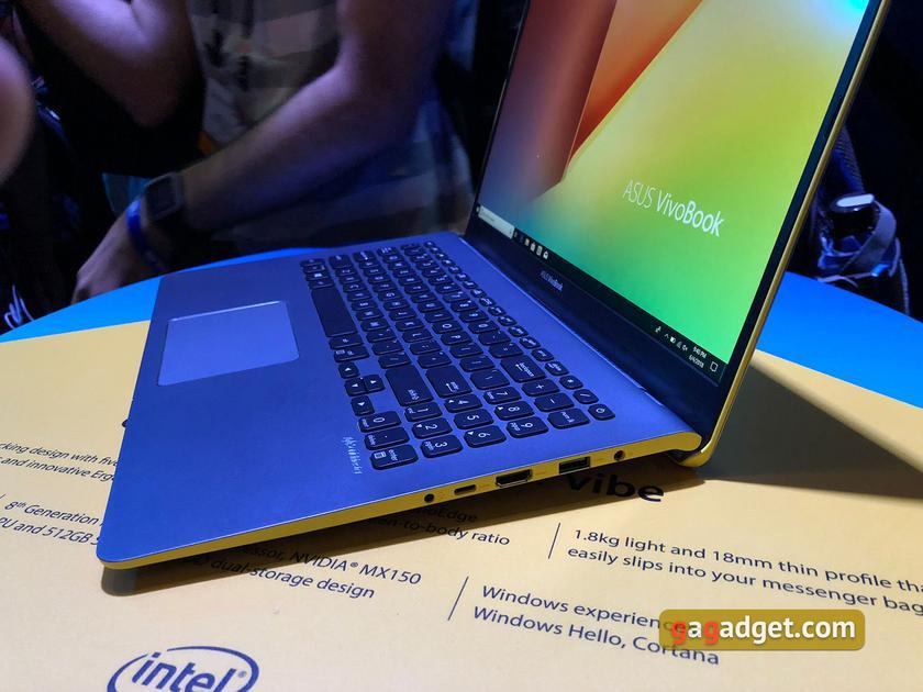 Computex 2018: новые ноутбуки ASUS своими глазами-6