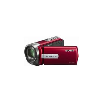 Sony DCR-SX45E Red