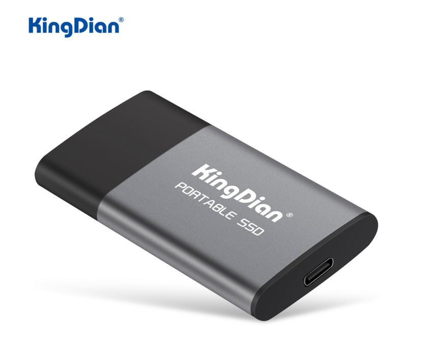 Компактный SSD-накопитель KingDian c объёмом до 1 ТБ и ценником от $27
