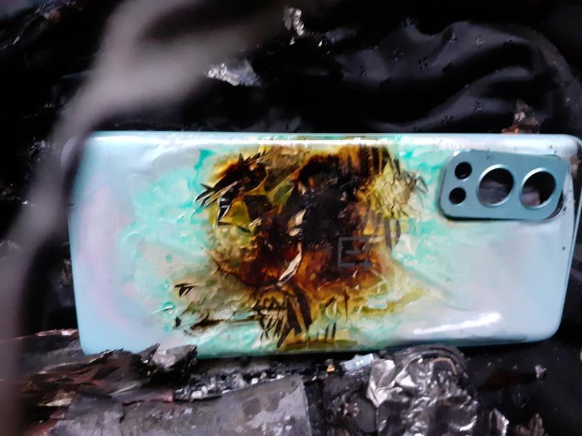 Смартфоны OnePlus Nord 2 продолжают взрываться: не обошлось без пострадавших