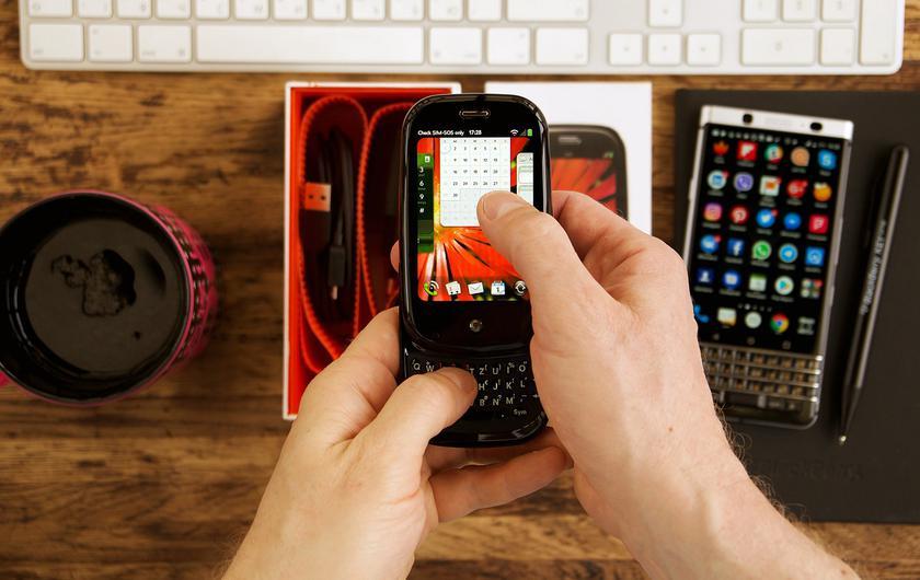 Смартфон Palm Pepito получит странные характеристики и батарею на 800