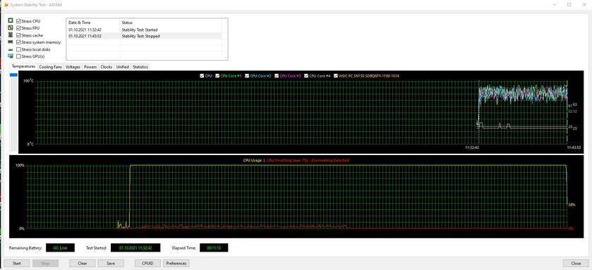 Обзор Acer Predator Triton 300 SE: игровой хищник размером с ультрабук-67