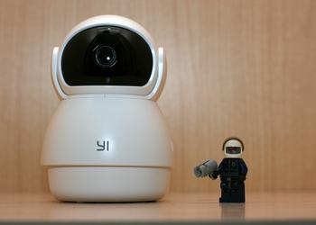 Обзор YI Dome Guard: купольная IP-камера за $25